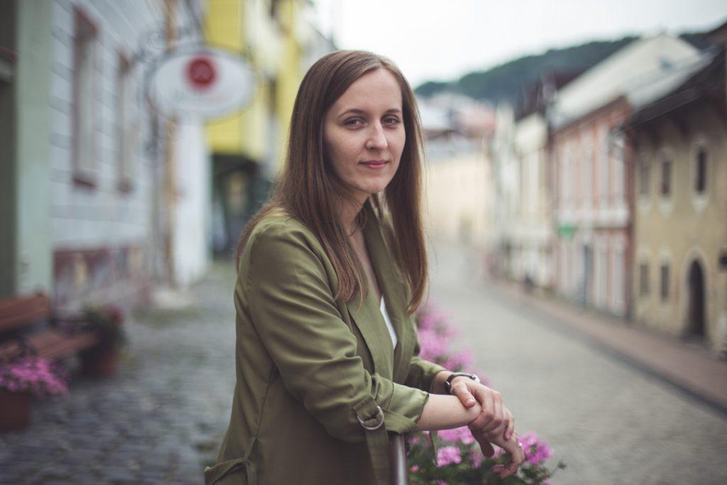 Zuzana Szabóová: Nechceme, aby nám tu vyrástla generácia, ktorá vníma svet skratkovito - banner