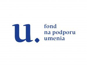 Fond na podporu umenia Logo