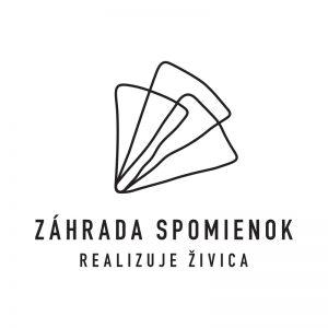 Záhrada spomienok Logo