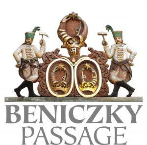 Beniczky Passage Logo